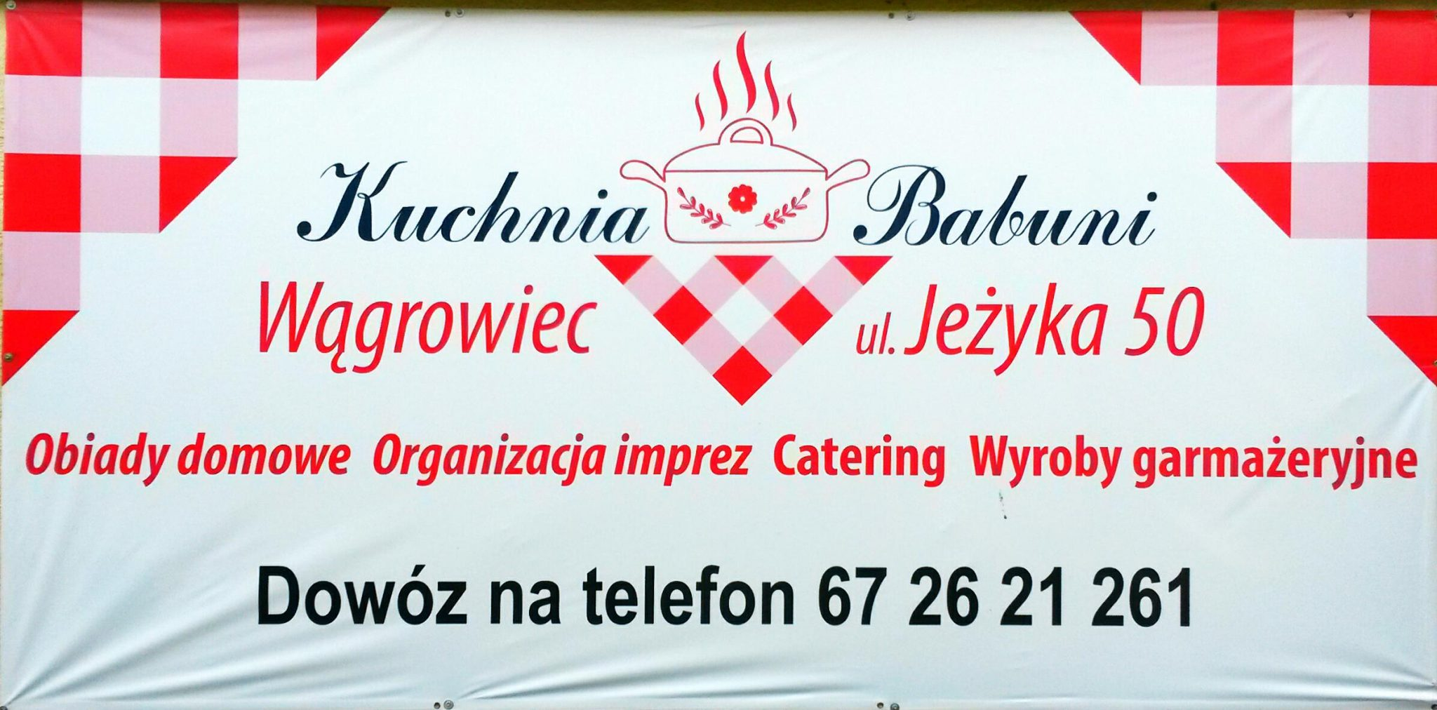Kuchnia Babuni Fast Food Wągrowiec