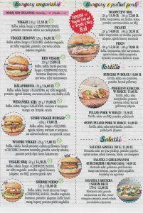 Menu Meat&Fit Wągrowiec menu 01