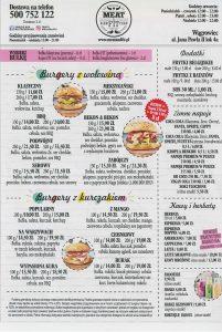 Menu Meat&Fit Wągrowiec menu 02