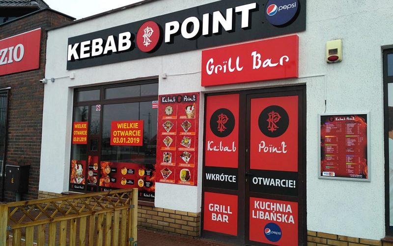 Kebab Point Wągrowiec