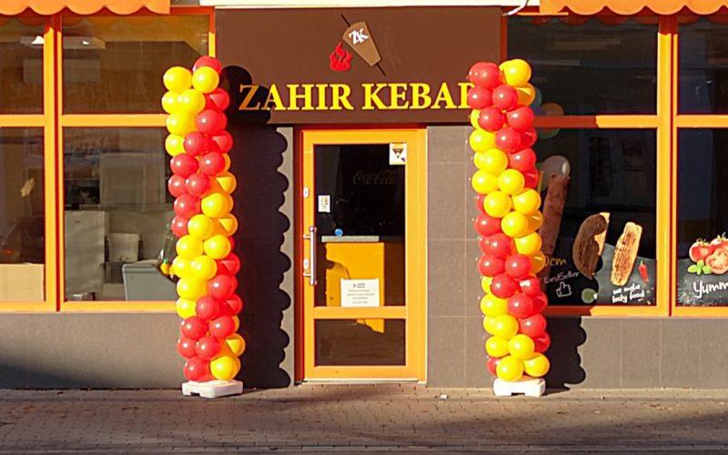 Zahir Kebab Wągrowiec Logo