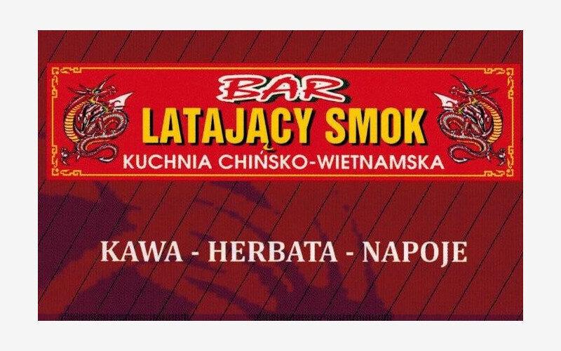 Bar Latający Smok Logo